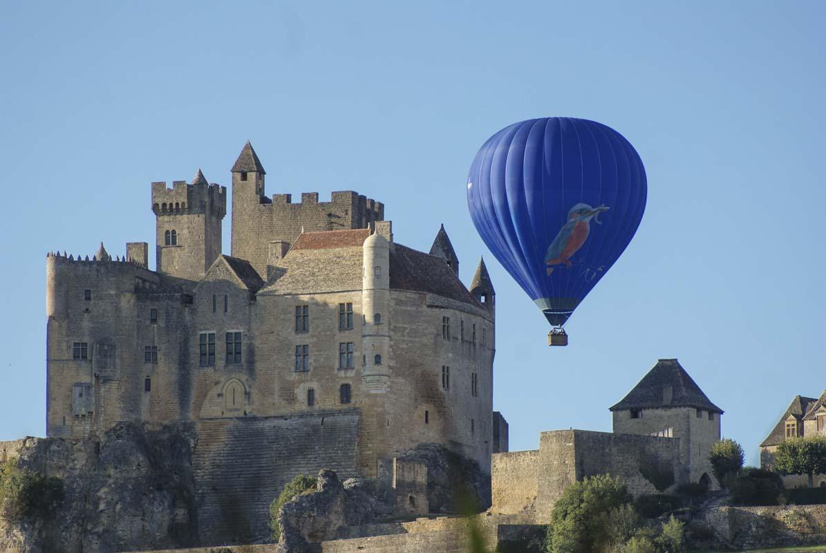 Perigord Dordogne Montgolfiere